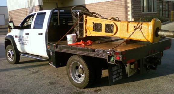 company truck delivery Impact Machinery Atco, NJ 888-895-7774