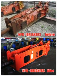 npk breakers Impact Machinery Atco, NJ 888-895-7774