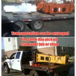 transportation Impact Machinery Atco, NJ 888-895-7774